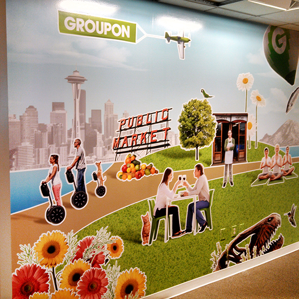 portfolio page 2 productions portland oregon retail wall murals murals your way groupon