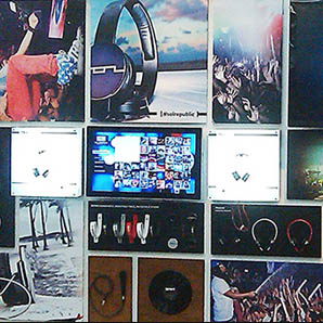 Page 2 Productions Portland Oregon Retail Graphics